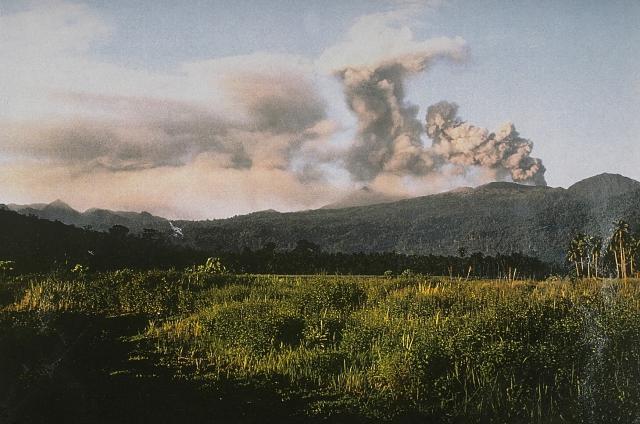 Dukono Volcano