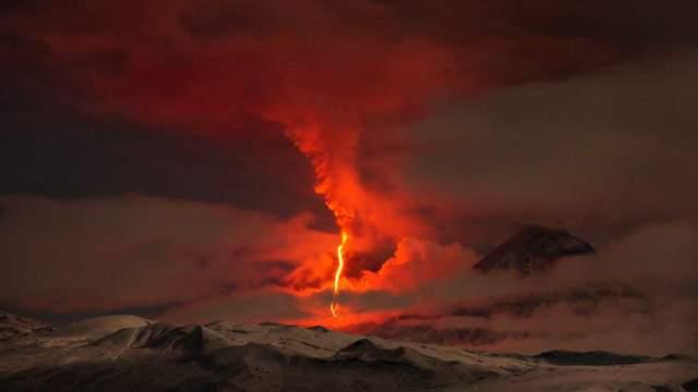 Mordor Volcano